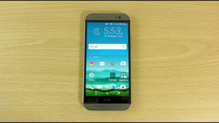 Exclusive HTC One M8 Android 5.0.1 Sense 6.0 Screenshots + Video